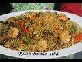 - Resep Bihun Goreng Spesial Super Enak Ala Bunda Tika
