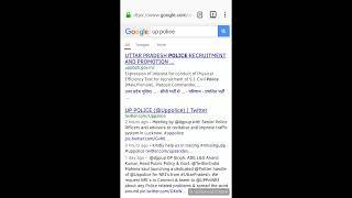 UP POLICE BHARTI EXAM ADMIT CARD 2018 कब होने वाला है जल्दी से देखे सभी लोग !!