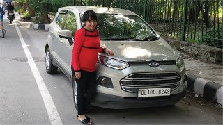 Ford Ecosport Customer Review | A women's point of view | Ecardlr