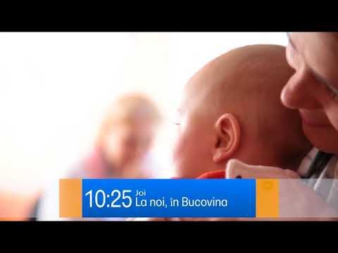 ТРК Буковина: La noi, în Bucovina (Joi, 19 octombrie, ora 10:25)