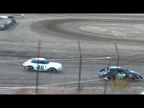 Barona Speedway Stock Pony Heat 10-21-2017
