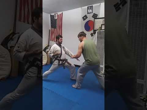 Traditional hip and stance prepares you for MMA.