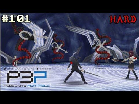 Wensze vs Smok Powietrzny | Persona 3 Portable [HARD] #101