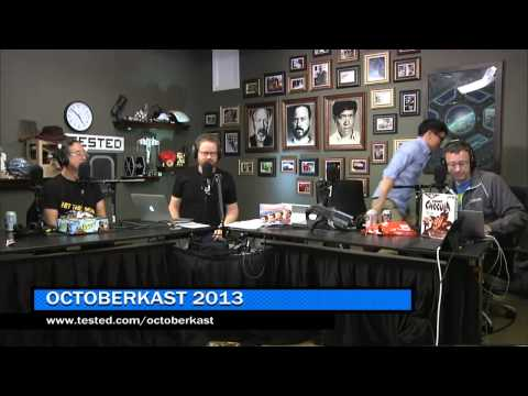 OCTOBERKAST 2013 - Part 2 - Colin Campbell, Jeremy Williams, Loyd Case