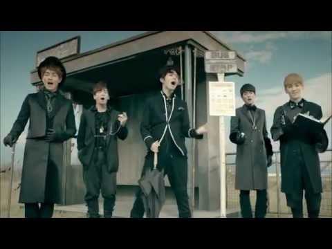 SHINee 1000年、ずっとそばにいて Music Video<Complete Ver >完全版