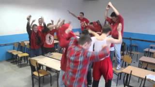 Harlem Shake-Ngjyra kuqe(Gjimnazi Dr.Shaban Hashani-Ferizaj)