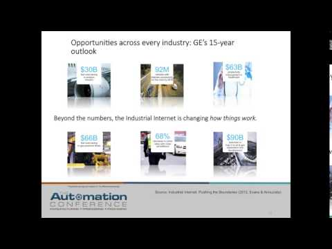 The Internet of Things Effect on Manufacturing   Automation World
