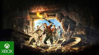Strange Brigade - Story Trailer  Xbox One