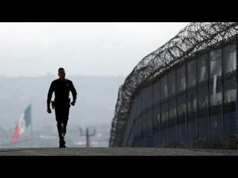 Border Patrol Union on Trump's wall plan - YouTube