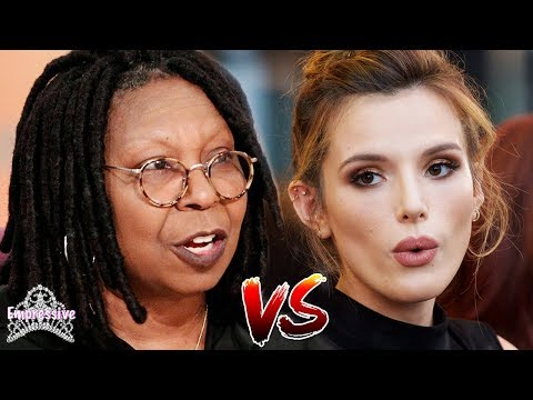 Whoopi Goldberg gets dragged for shaming Bella Thorne  Is Whoopi right or wrong?