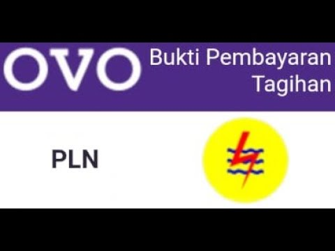 Cara Bayar Tagihan PLN Pascabayar Menggunakan OVO Point