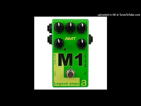 Resurreccion saratoga cover amt m1 demo marshall jcm800