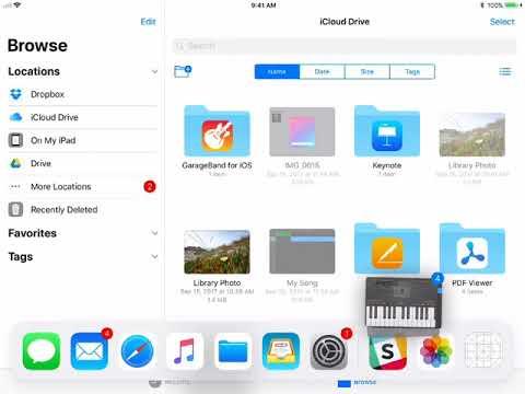 Uploading Multiple Files (iOS 11) | Showbie Support