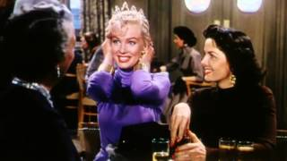 Gentlemen Prefer Blondes Trailer 1953