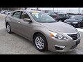 2015 Nissan Altima Chicago, Matteson, Oak Lawn, Orland Park, Countryside IL 70934A