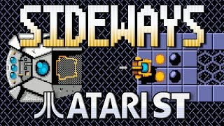 """I take a quick look at the unfinished and unpublished game """"Sideway..."""