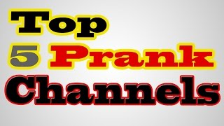 5 Best prank channels in India