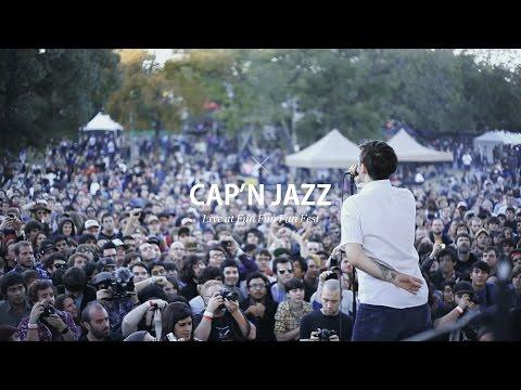 Cap'n Jazz - Fun Fun Fun Fest