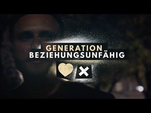 Generation Beziehungsunfähig YouTube Hörbuch Trailer auf Deutsch