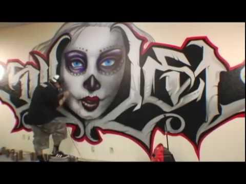 graffiti Big Gus at Sullen