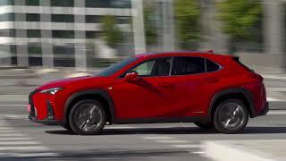 Lexus UX250h thumbnail