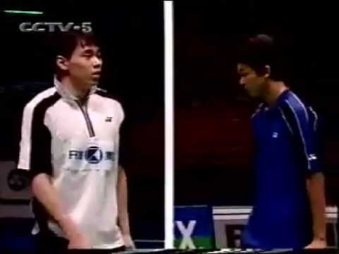 All England Badminton 2000 MS Final - Xia Xuanze[CHN] Vs Taufik Hidayat[IND]