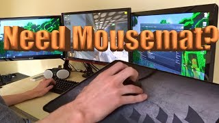 Do you need a mousepad? Ft. Corsair MM300