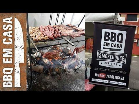 COMO FOI: BBQ NA RUA EM JOINVILLE 2017