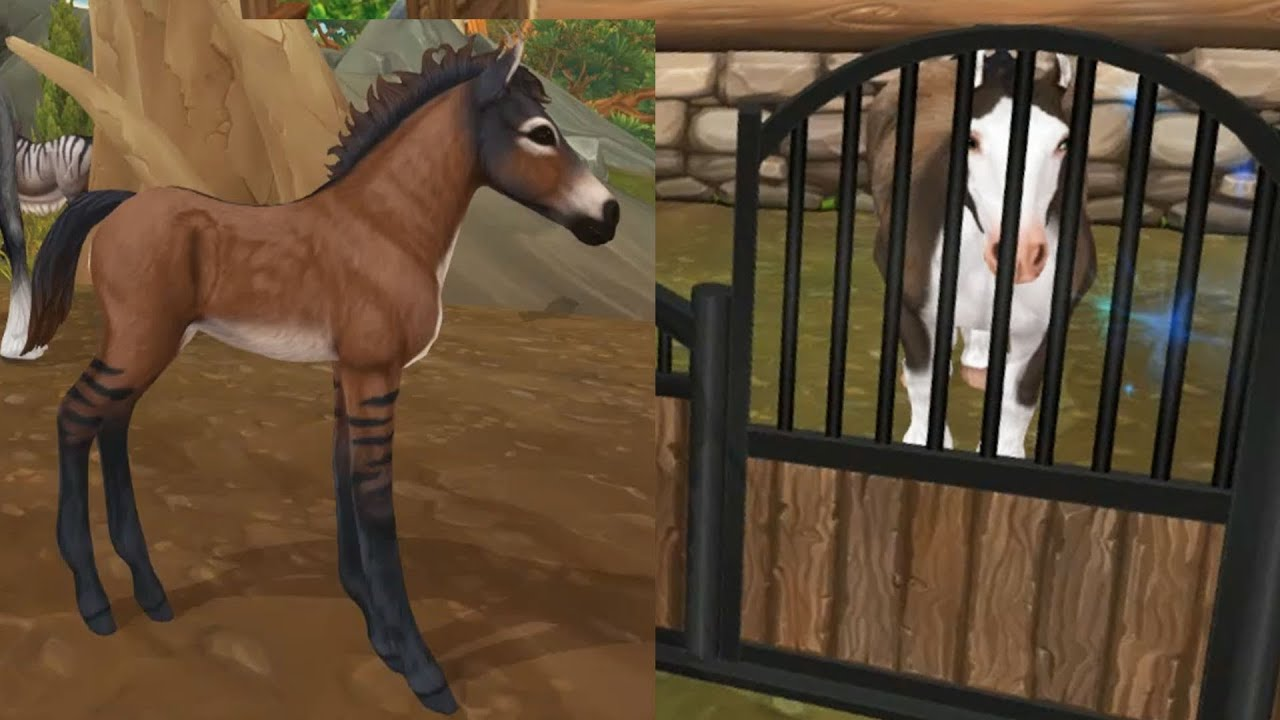The Stolen Trapped Horse ( Star Stable Online )