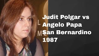 Modern Defence: Judit Polgar vs Angelo Papa