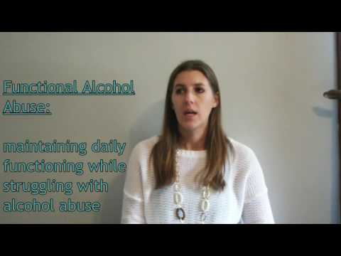 The Different Faces of Alcoholism