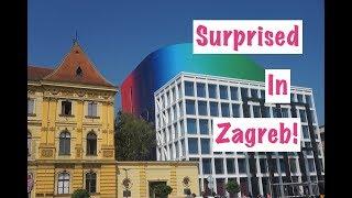 SURPRISED IN ZAGREB