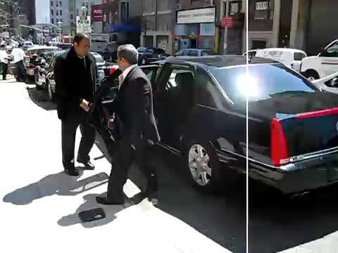 Automotive Chauffeur - NYC Luxury Cadillac Sedan