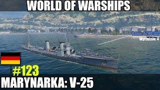 v 25 world of warships wows prezentacja okrętu