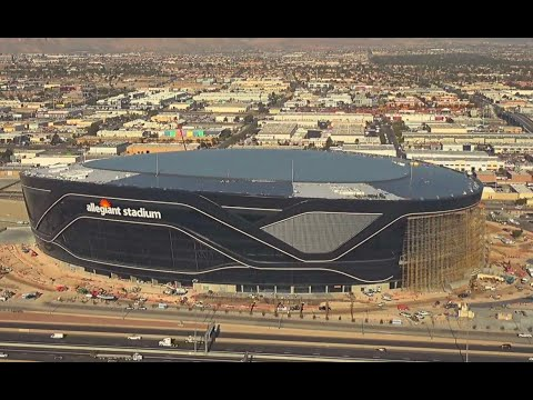 Las Vegas Stadium Worker Virus Count Up To 60; Colin Kaepernick Worth $6 Billion To NFL Team