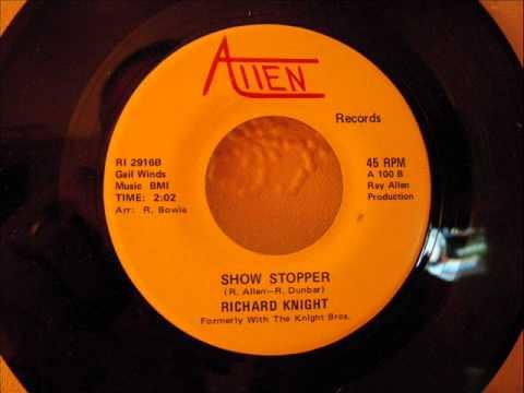 RICHARD KNIGHT - SHOW STOPPER