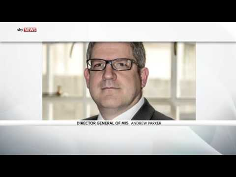 MI5 Boss Warns Plots 'At Nearly 40 Year High'