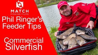Feeder Fishing Tips With Phil Ringer