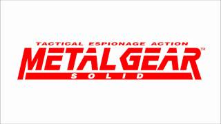 Metal Gear Solid Soundtrack - The Best Is Yet To Come