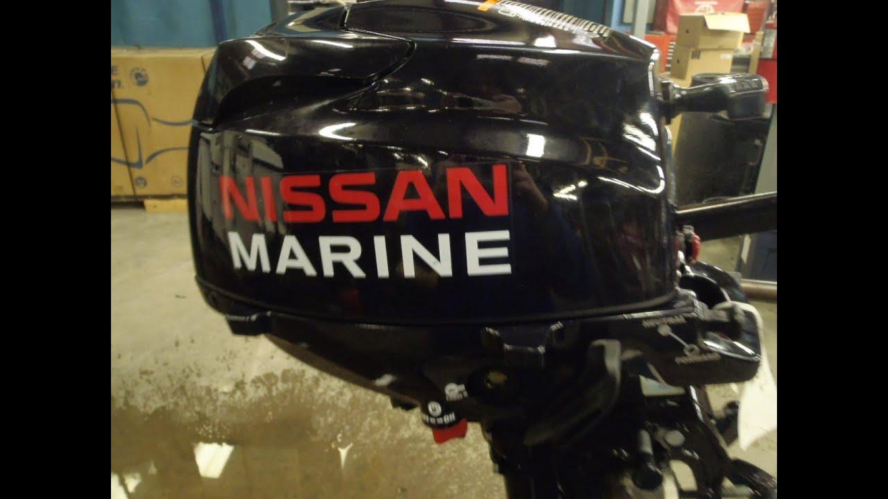 nissan marine 3.5