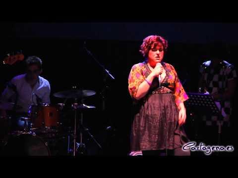 CARTAGENA JAZZ FESTIVAL   Hannah Williams & the Tastemakers + Cat Power Solo