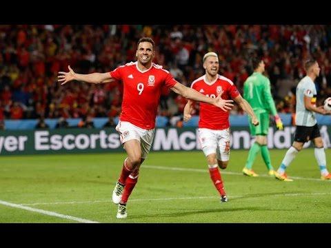 Wales vs. Belgium Post Match Analysis Reaction Review (3-1)