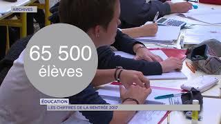 Education : la rentrée 2017 en chiffres