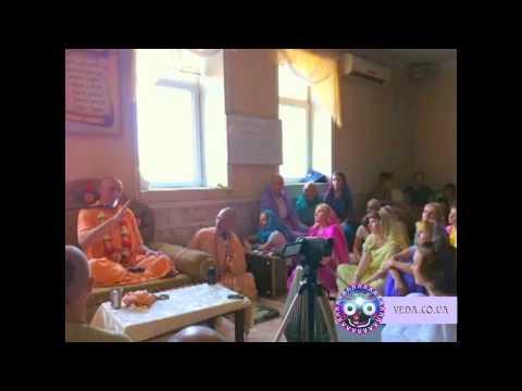 Бхагавад Гита 10.4-5 - Ниранджана Свами