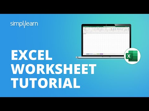 Your One-Stop Solution to Know About Excel Worksheets