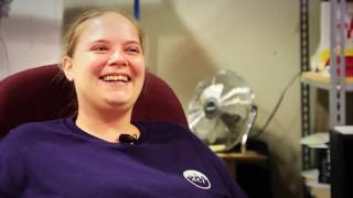 Gambar cover ACI Employee Featurette - Amanda Wulf Bake Sale for the UW Carbone Cancer Center