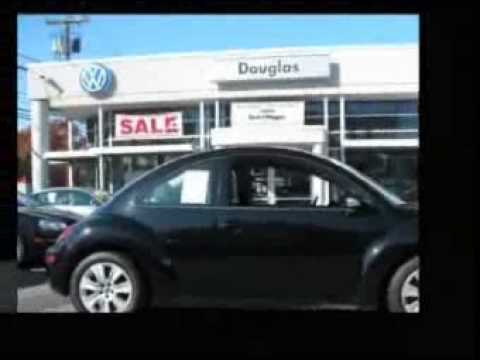 New Jersey Used Cars- Douglas Volkswagen has some great Preowned Specials for January 2009!