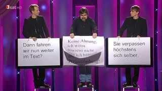 Ohne Rolf (Verleihung Deutscher Kleinkunstpreis 2014)