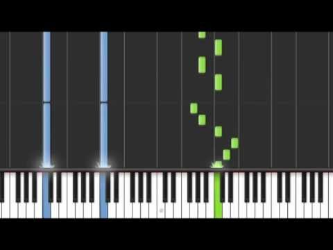 Imagine Dragons - The Unknown - EASY Piano Tutorial