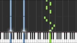 Скачать Imagine Dragons The Unknown EASY Piano Tutorial